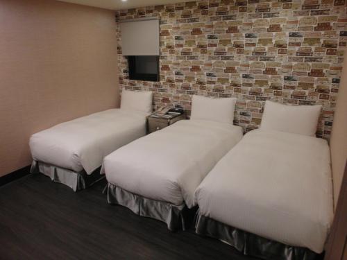 ホテル ファン リンセンにあるお部屋