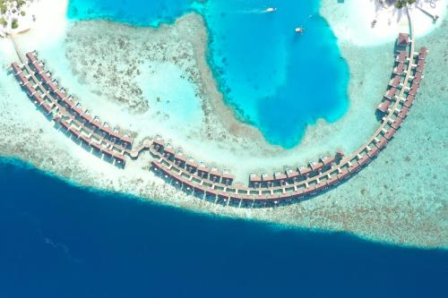 A bird's-eye view of OBLU SELECT at Sangeli- Premium All Inclusive with Free Transfers