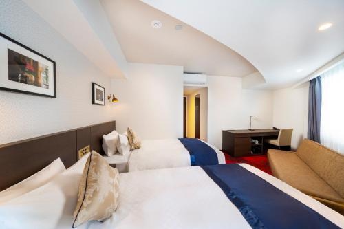 A room at Best Western Hotel Fino Shin-Yokohama