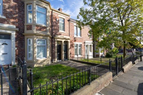 Hartington Street Newcastle City Apartment