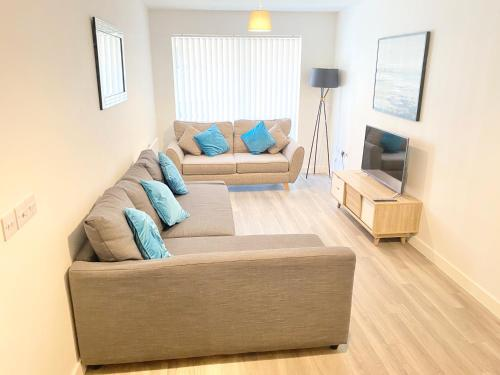 Luxury 2-Double Bedroom City Centre & Parking