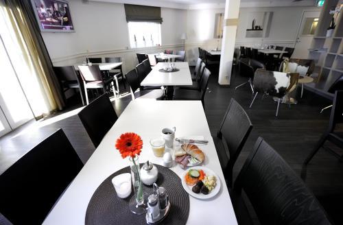 En restaurang eller annat matställe på Good Morning Lund