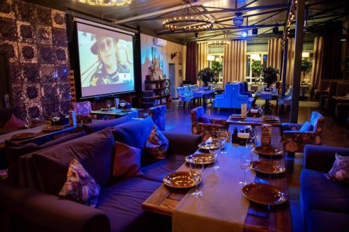 Ресторан / где поесть в Гостиница Саранск