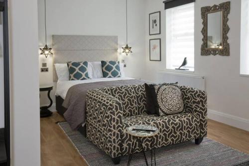 Blackbird Luxury Accommodation Studio Room 9