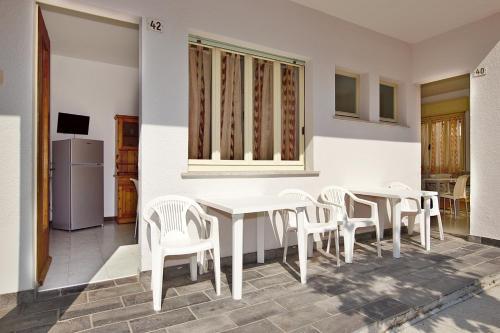 Posezení v ubytování Residenza Valcris