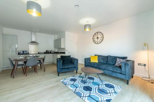 Modern Apartment near New Islington - Manchester