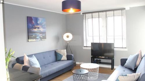 Anchored - Halley Apartment West Glasgow