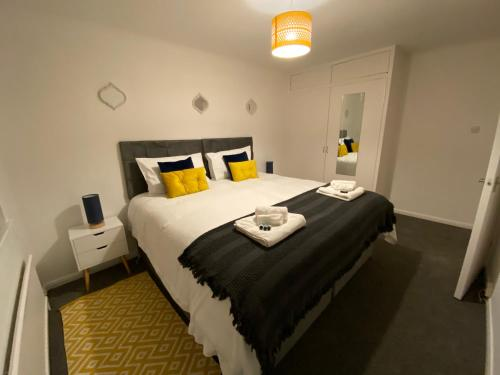 Marie�s Serviced Apartment D, 1bed with free parking (Nr Bedford Train Station)