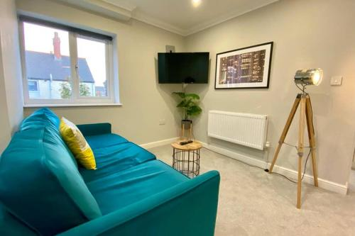 Stylish Apartment for 2 Nr Centre & Victoria Park