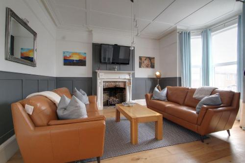 Belmont Road - Stunning 3 Storey Victorian Home with Sea Views