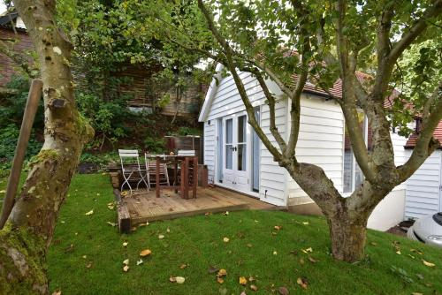 Applecote a studio apartment for two Rye, East Sussex