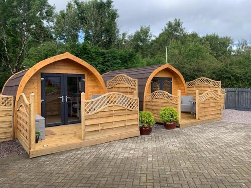 Conifer Cabins