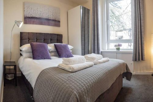 ?Spacious Flat Close to University and City Centre