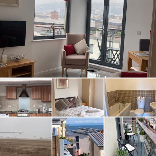 Swansea, Marina View Apartment