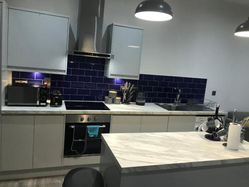 Luxury Two Bed Penthouse Central Doncaster