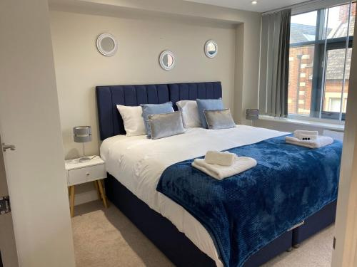 Marie�s Serviced Apartment 1 Bed CityStay, parking