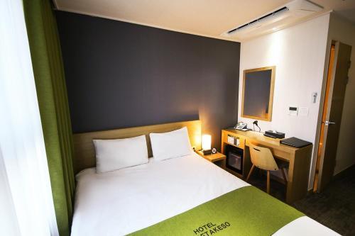 A room at Hotel Kuretakeso Insadong
