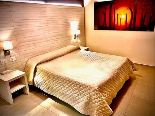 A room at Hotel La Stella D'Italia