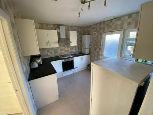 FULL DETACHED HOUSE!! Fully furnished with parking!!