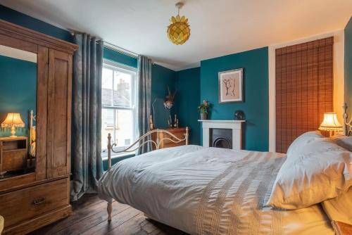 Stylish and cosy home in central Cambridge
