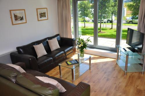 2 Bedroom Apartment 4 Persons With Free Parking