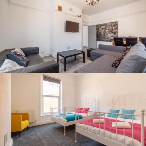 Abingdon Street Sasco Apartments Peaky Blinders and Love Island Suite