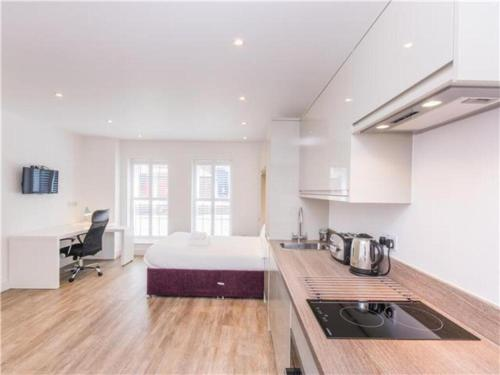 Immaculate 1 Bed Apartment in Southampton