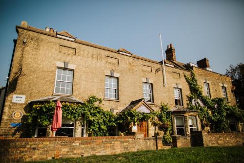 The Stratton House Hotel
