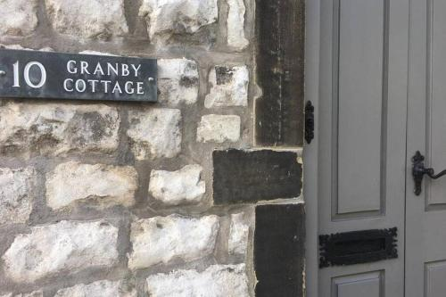 Granby Cottage Peak District - Dog Friendly