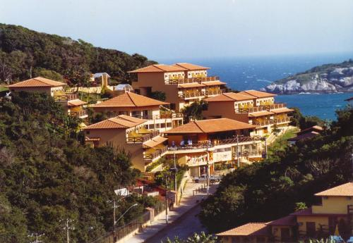 A bird's-eye view of Rio Búzios Beach Hotel