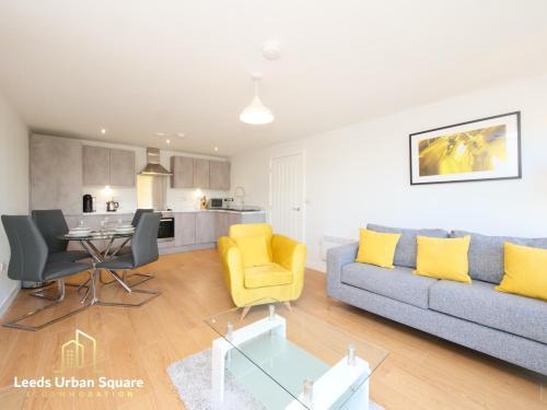 Leeds Urban Apartments - Victoria Riverside