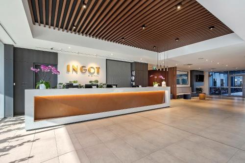 The lobby or reception area at Ingot Hotel Perth, Ascend Hotel Collection
