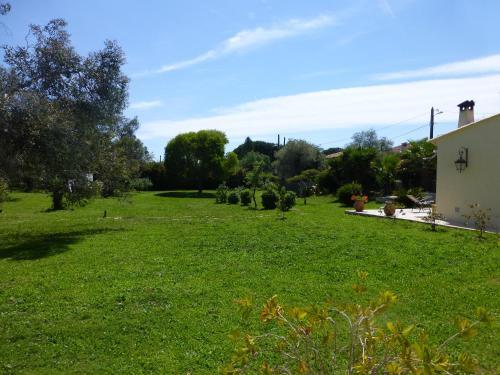 """A garden outside Chambre d'hôtes """"La Bastide des Eucalyptus"""""""