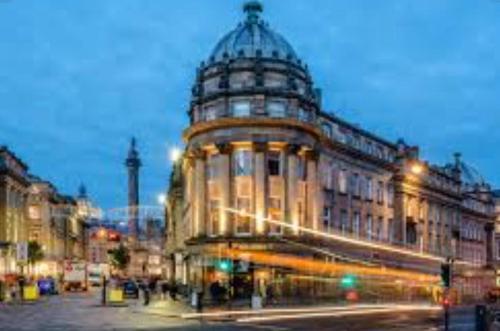 Newcastle City Centre Penthouse Apartment