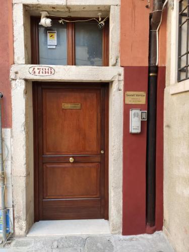 A fachada ou entrada em Sweet Venice - locazione turistica