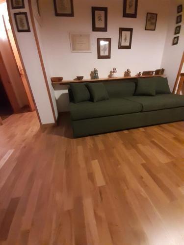 A seating area at Casa Italo