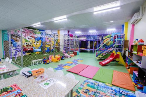 The kid's club at Dall'Onder Grande Hotel Bento Gonçalves