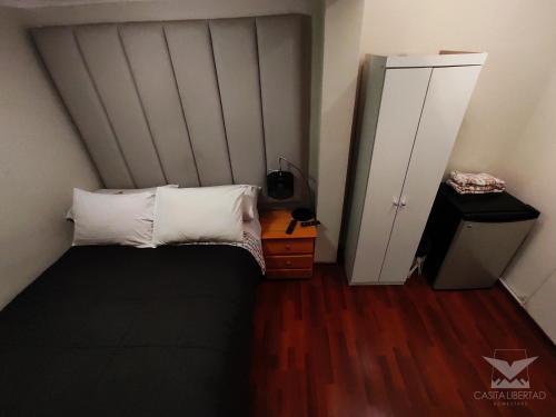 Un ou plusieurs lits dans un hébergement de l'établissement Casita Libertad Barranco