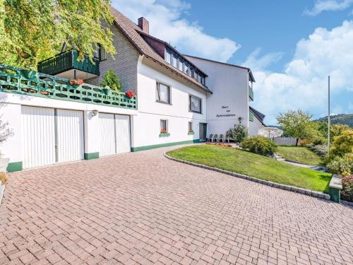 Secluded Apartment in Titmaringhausen with Terrace