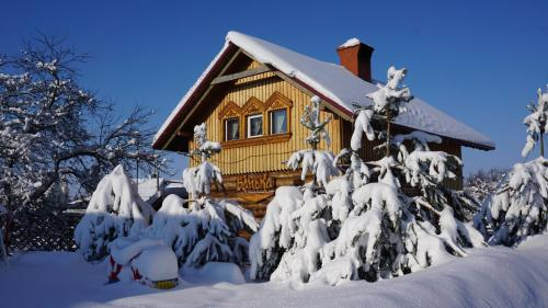 Eco Hotel Suzdal Inn during the winter