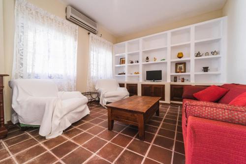 Zona de estar de Hotel Humaina