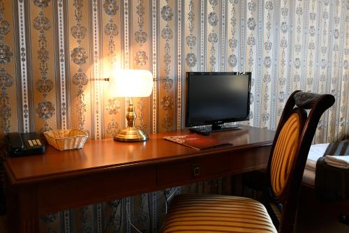 Hotel Boucek Kromeriz, Czech Republic