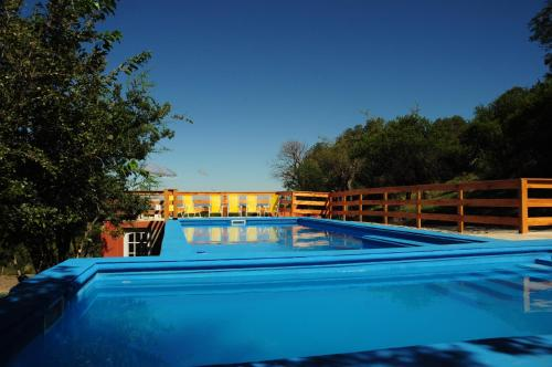 The swimming pool at or near Corazon de Montaña