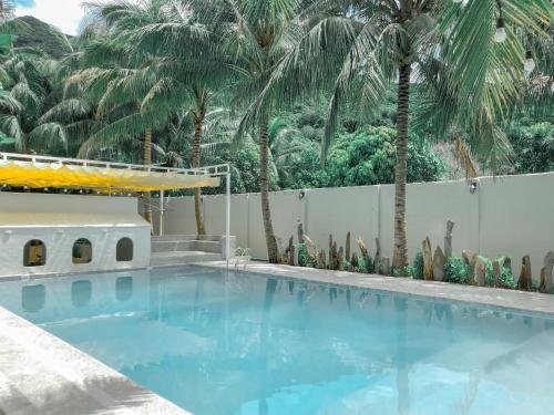 The swimming pool at or near SaoConDor Hotel