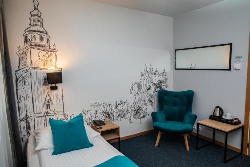 Posedenie v ubytovaní Hotel Pod Wawelem