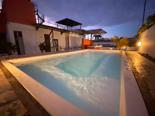 The swimming pool at or close to Hotel Santa Marta by MIJ