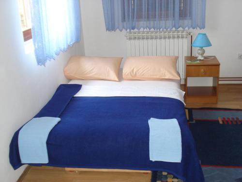 Postel nebo postele na pokoji v ubytování Apartment Goran