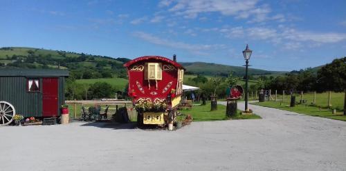 Rosie Gypsy Wagon