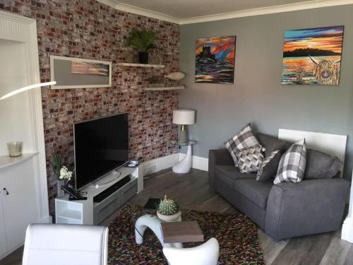 Stunning 2-Bed Apartment in Hawick
