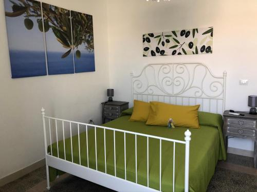Letto o letti in una camera di Sa Vivenda Rooms